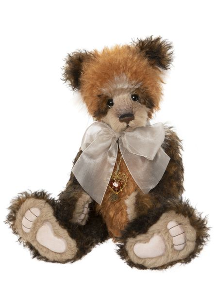 DUE QUARTER 4! 2020 Charlie Bears Isabelle Mohair GRETA 53cm (Limited to 200 Worldwide)