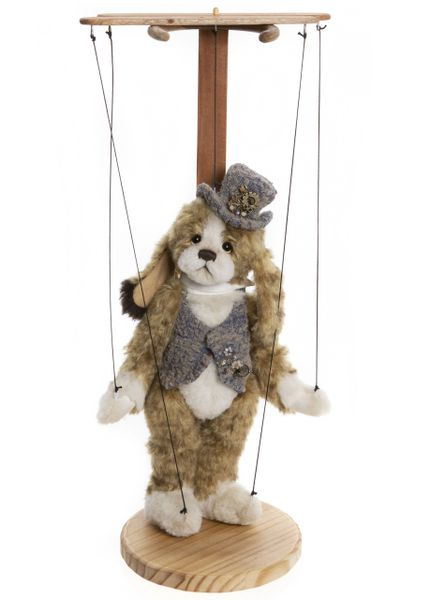 DUE QUARTER 4! 2020 Charlie Bears Isabelle Mohair PANTOMINE Marionette 29cm (Limited to 100 Worldwide)