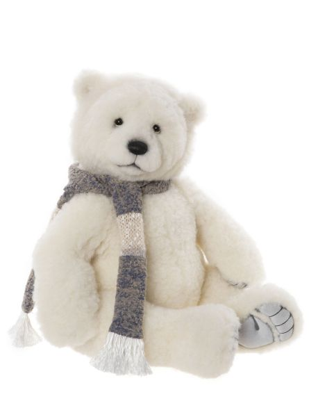 DUE QUARTER 4! 2020 Charlie Bears Isabelle Collection NEVADA 50cm (Limited to 200 Worldwide)