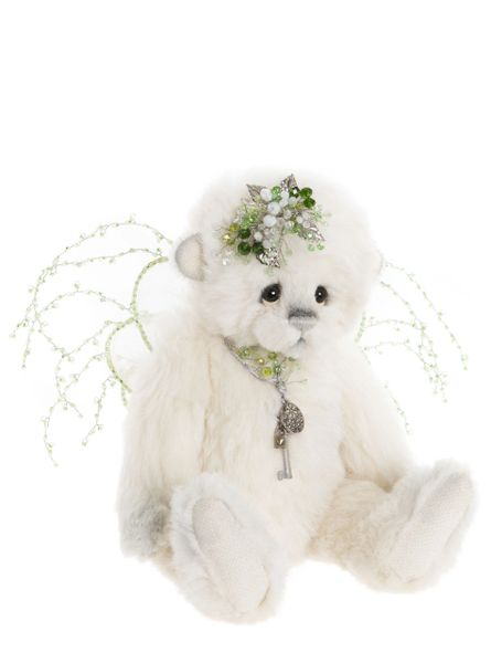 DUE QUARTER 4! 2020 Charlie Bears Isabelle Mohair MISTRAL 27cm (Limited to 250 Worldwide)