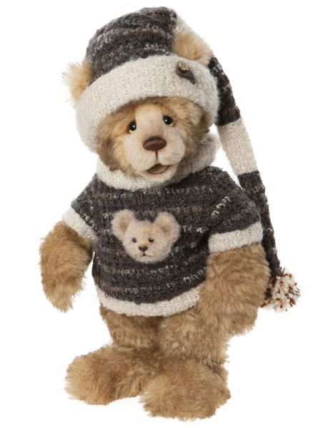 (NO MORE REQUESTS AT THIS TIME) 2020 Charlie Bears Isabelle Mohair CJ 46cm (Limited to 300 Worldwide)