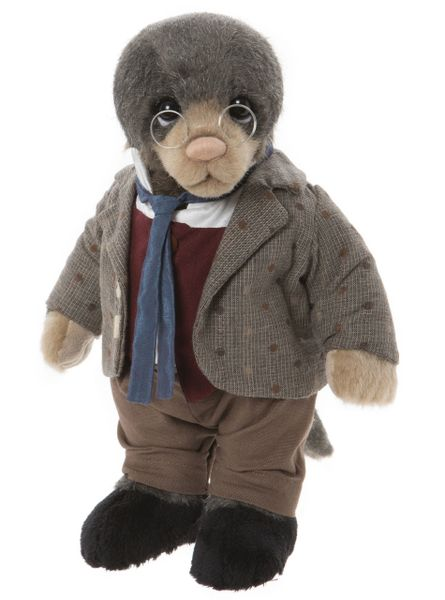 DUE QUARTER 4! 2020 Charlie Bears Isabelle Collection MOLE Wind In The Willows Collection 28cm (Limited to 500 Worldwide)