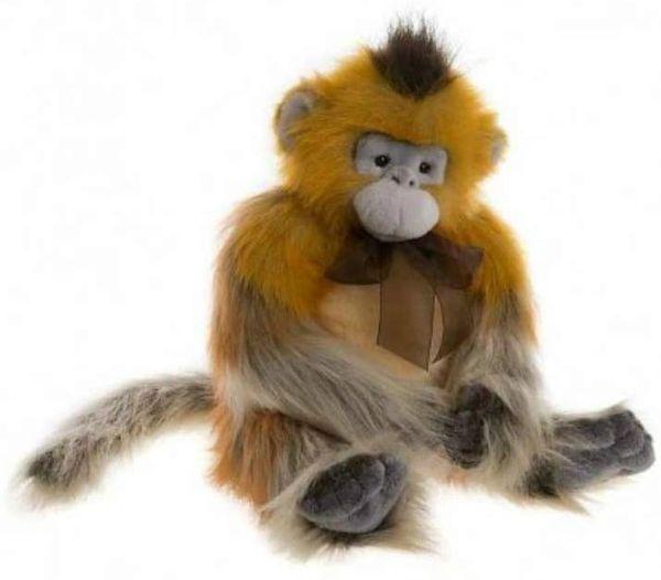 LAST ONE! 2019 Charlie Bears Bearhouse FIDDY Monkey 38cm