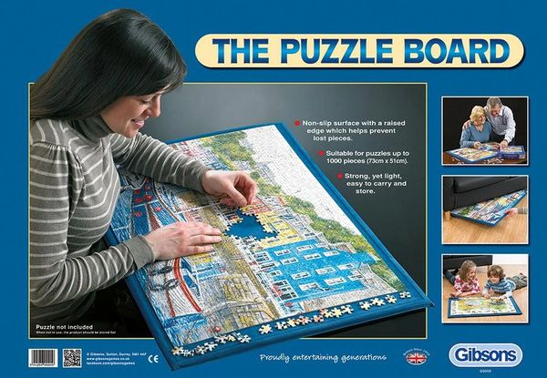 SPECIAL OFFER! Gibson Games Puzzle Board