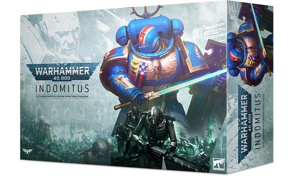 IN STOCK NOW! Warhammer 40,000 Indomitus Box Set
