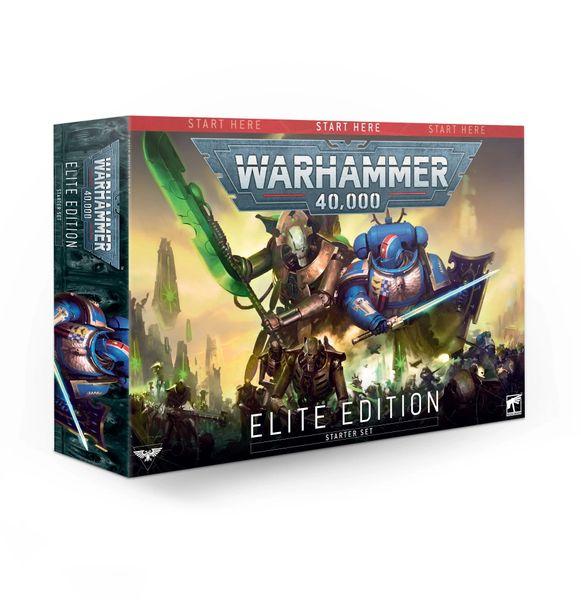 ON SALE NOW! Warhammer 40,000 Elite Edition