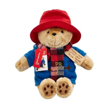25% OFF! Anniversary Cuddly Paddington Bear 23cm PA1492