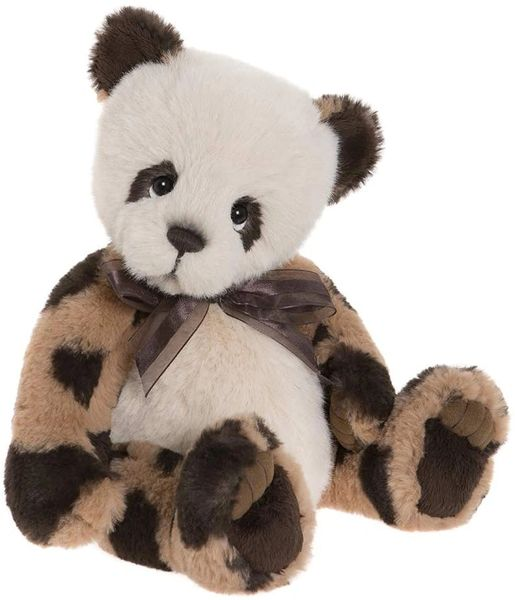 IN STOCK! 2020 Charlie Bears RASCAL Panda Secret Collection 32cm