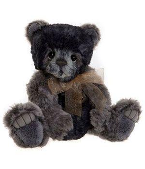 2019 Charlie Bears Secret Collection DIDDUMS 24cm