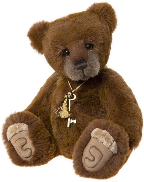NEW 2020 Charlie Bears DIMPLES Secret Collection 33cm