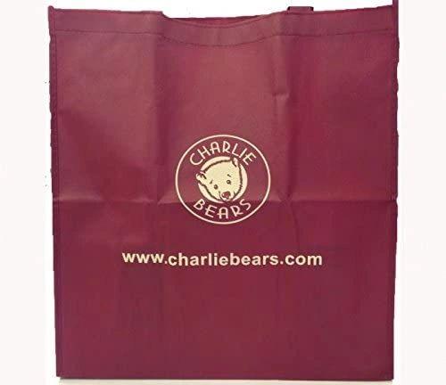 Charlie Bears Branded Bag (Limited Availability)