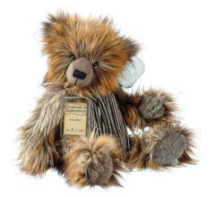 UNDER HALF PRICE! Silver Tag Bears JAKE 55cm (Limited Edition of 1500/Individually numbered)