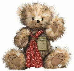 UNDER HALF PRICE! Silver Tag Bears MASON 55cm (Limited Edition of 1500/Individually Numbered)