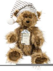 Silver Tag Bears JAMES (Limited Edition of 1500/Individually numbered)