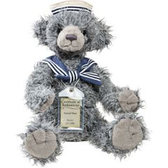 Silver Tag Bears SAMUEL 55cm (Limited Edition of 1500/Individually numbered)