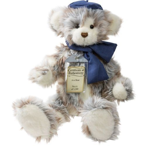 UNDER HALF PRICE! Silver Tag Bears AVA 55cm (Limited Edition of 1500/Individually numbered)