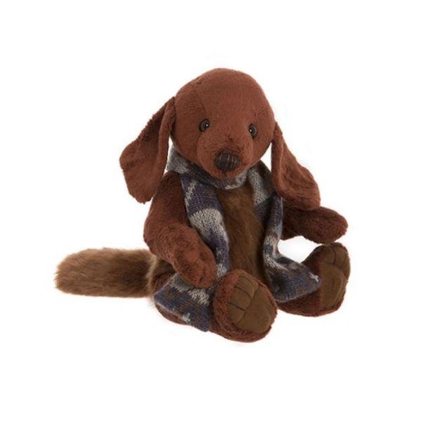 HALF PRICE! 2017 Charlie Bears Winter Wonderland DUFFLE 30cm
