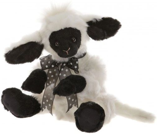 SPECIAL OFFER! 2018 Charlie Bears APRIL Lamb 33cm