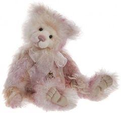 NEW 2018 Charlie Bears MOHAIR YEAR BEAR 43cm (Limited to 600 Worldwide)