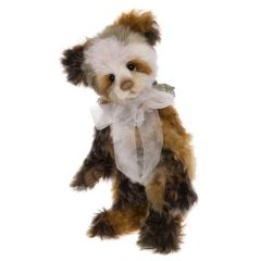 JANUARY SALE BEAR OF THE MONTH! Charlie Bears 2017 Mohair YEAR Bear 40cm (Limited to 1000 Worldwide)