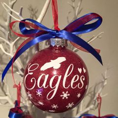 Crystal Palace Themed Bauble