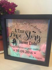 A True Love Story - Frame