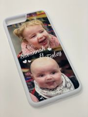 Rubber Photo Phone Case (various makes and models)