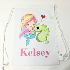 Personalised Mermaid Bag