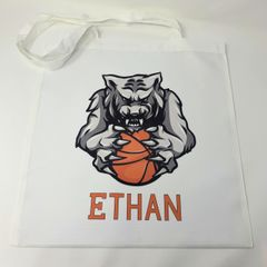 Personalised Basketball themed Bag