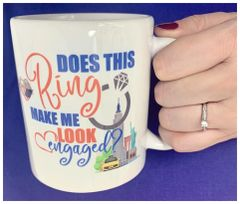 Engagement Themed Mug