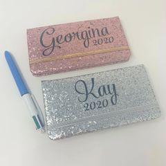 Personalised 2020 Diary