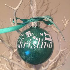 Sewing Themed Bauble