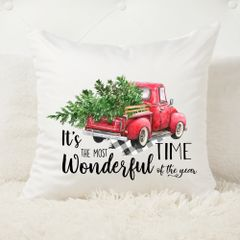 The Most Wonderful Time of the Year Cushion Cover & Insert