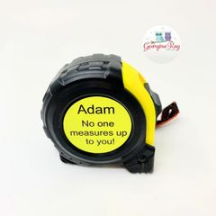 Personalised Tape Measure