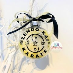 Branded Company Corporate Gift Baubles