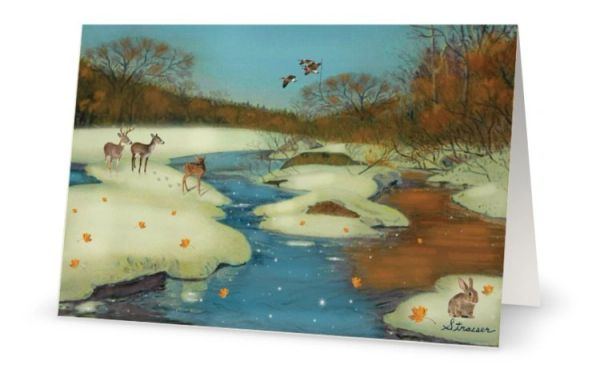 Holiday Cards (Box of 10)