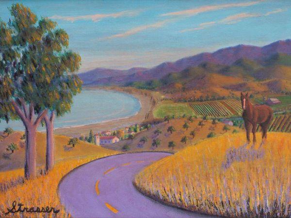 Gold Coast | Canvas Print | 24 x 32