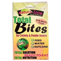 NATURE ZONE TOTAL BITES INSECT GUT LOAD