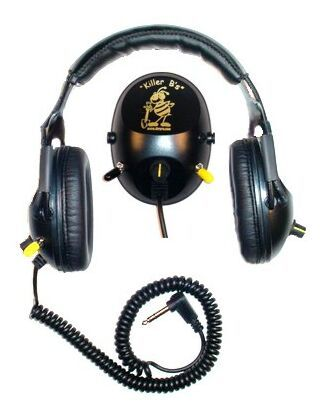 Killer B Wasp Optima Headphones (Black Only)