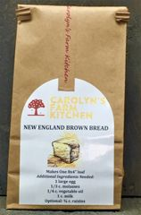 New England Brown Bread