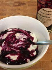 Wild Blueberry Jam