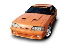 87-93 Mustang Ram Air Hood,Part # 101