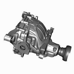 2015-2016 MUSTANG IRS LOADED DIFFERENTIAL HOUSING 3.55, M-4001-88355
