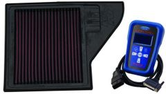 2011-2014 MUSTANG GT FORD RACING PERFORMANCE CALIBRATION WITH HIGH FLOW K&N AIR FILTER/ M-9603-MGTB