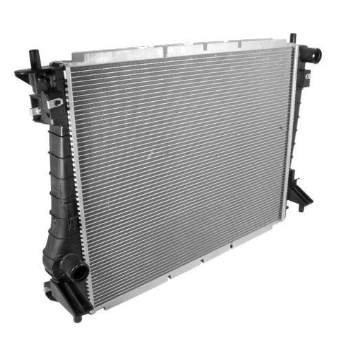 2011-2014 MUSTANG GT BOSS 302 RADIATOR/ M-8005-MBR