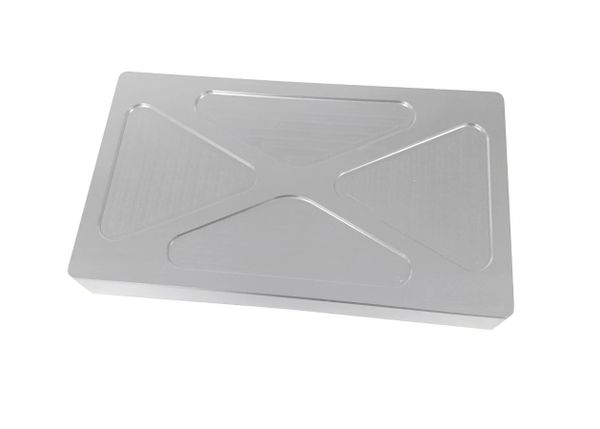 Billet Fuse Box Top Cover/ FR3Z-14A068-BL