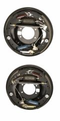 "9"" DRUM BRAKE BACKING PLATE KIT , M-2209-B"