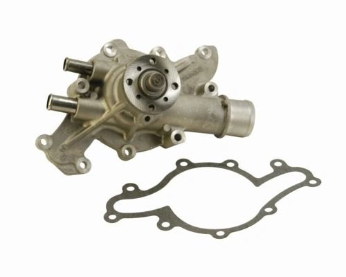 SHORT SERPENTINE BELT WATER PUMP, M-8501-D50
