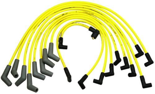 """9MM SPARK PLUG WIRE SETS - """"FORD RACING"""", M-12259-Y301"""