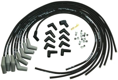 "9MM SPARK PLUG WIRE SETS - ""FORD RACING"", M-12259-M302"